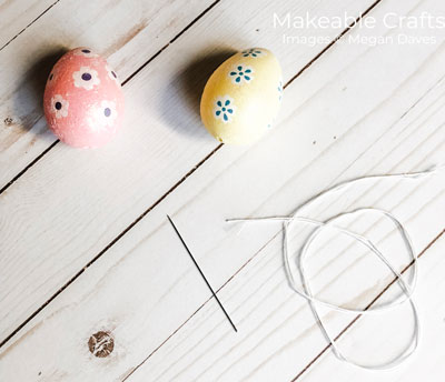 Easter Egg Craft   Your Supplies