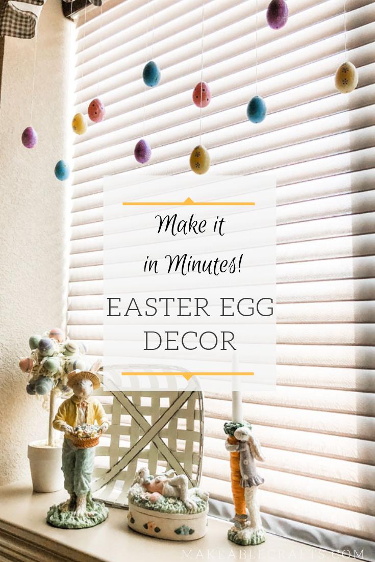Easter Egg Decor
