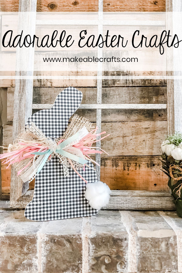 Adorable Easter Rabbit Decorations