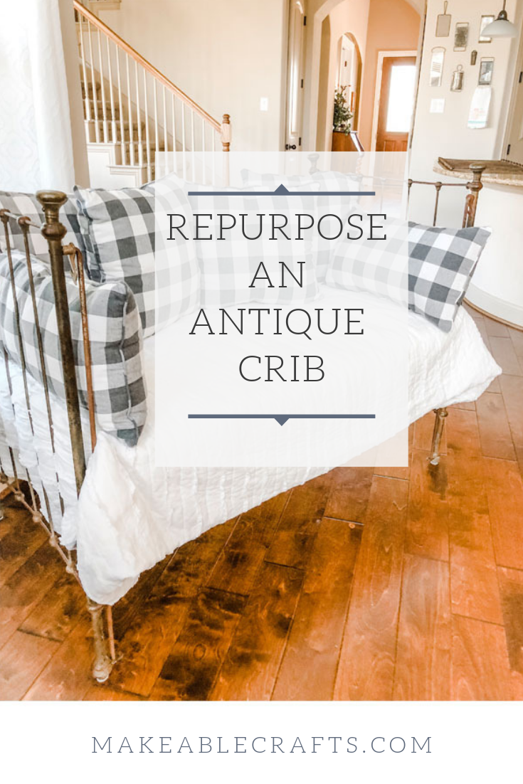 Repurpose a Crib | The After