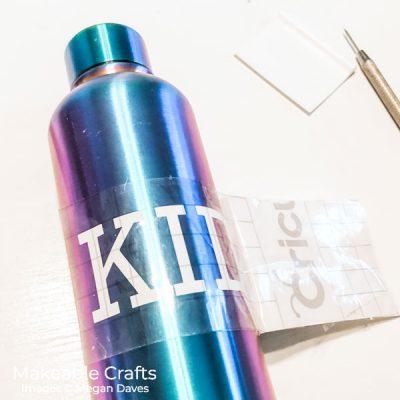 Vacation Tip:  Custom Water Bottles