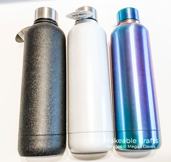 Custom Water Bottles | before picture