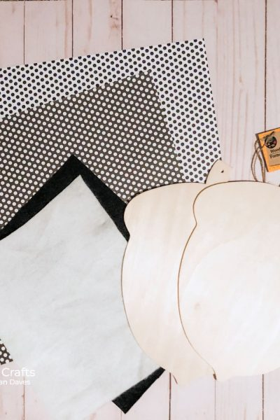 fall wall decor supplies