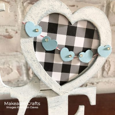 How to Paint Distressed Wood Picture Frames