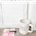 fabric coaster gifts