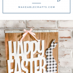 farmhouse easter decor piece for your home