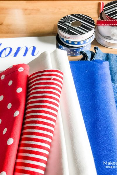choose your fabric for your craft