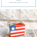 simple flag crafts