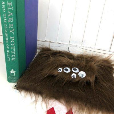 DIY Harry Potter Monster Notebook!