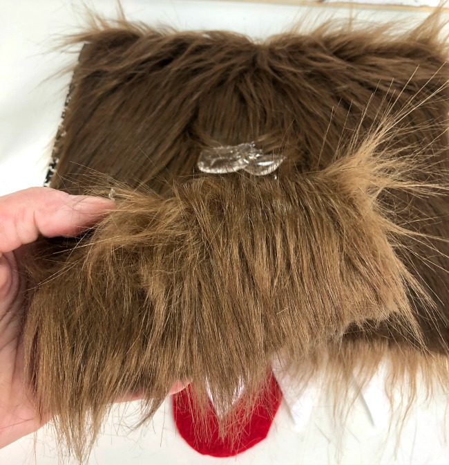 "Is it a ""Hairy Potter"" or a Harry Potter monster notebook? Click through to see the final project!"