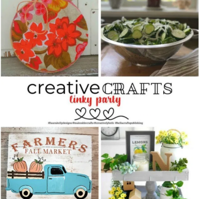 Creative Crafts – Latest Edition