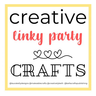 Creative Crafts Launches it's FIRST Linky Party!