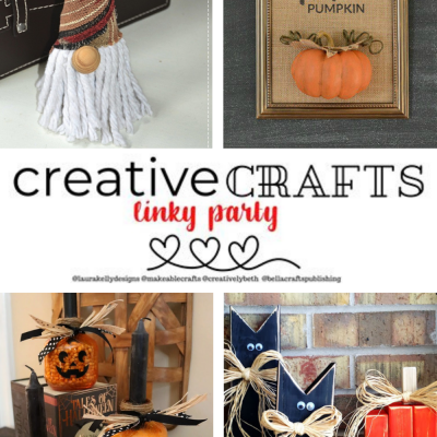 Linky Party with Creative Crafts