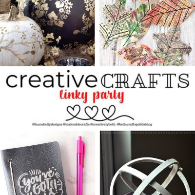 New Linky Party – Share Your Projects!