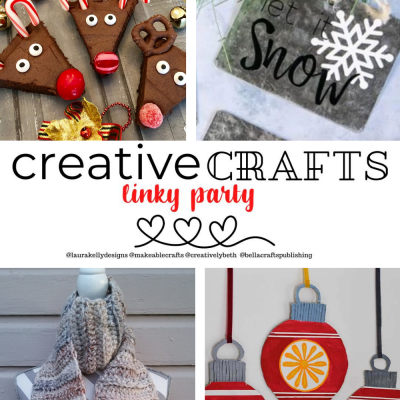 Creative Crafts Linky Party #21