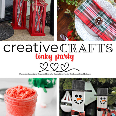 Creative Crafts Linky Party #22