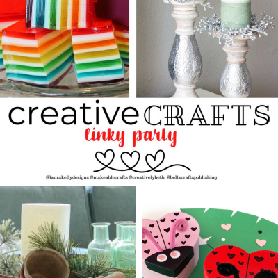 Creative Crafts Linky Party #24
