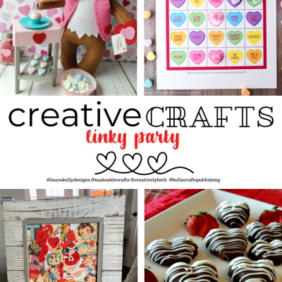 Creative Crafts Linky Party #27 Join the Fun!