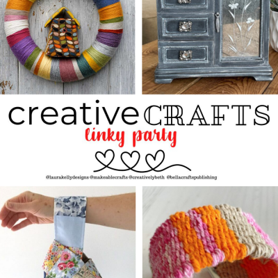 Creative Crafts Linky Party #30
