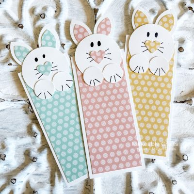 Easter Bookmarks For Kids